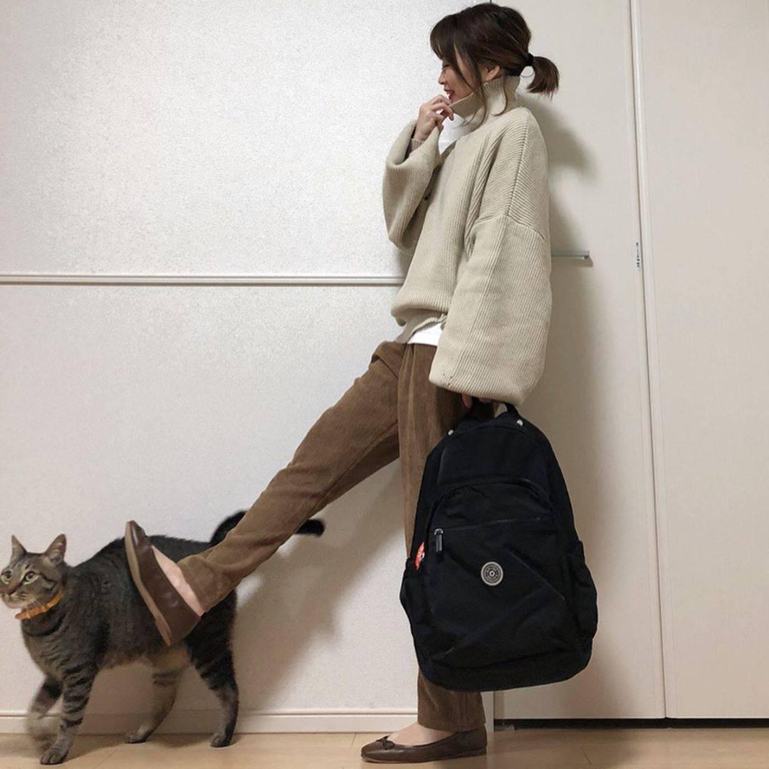 最高気温15度・最低気温6度 takanogunsou0805の服装