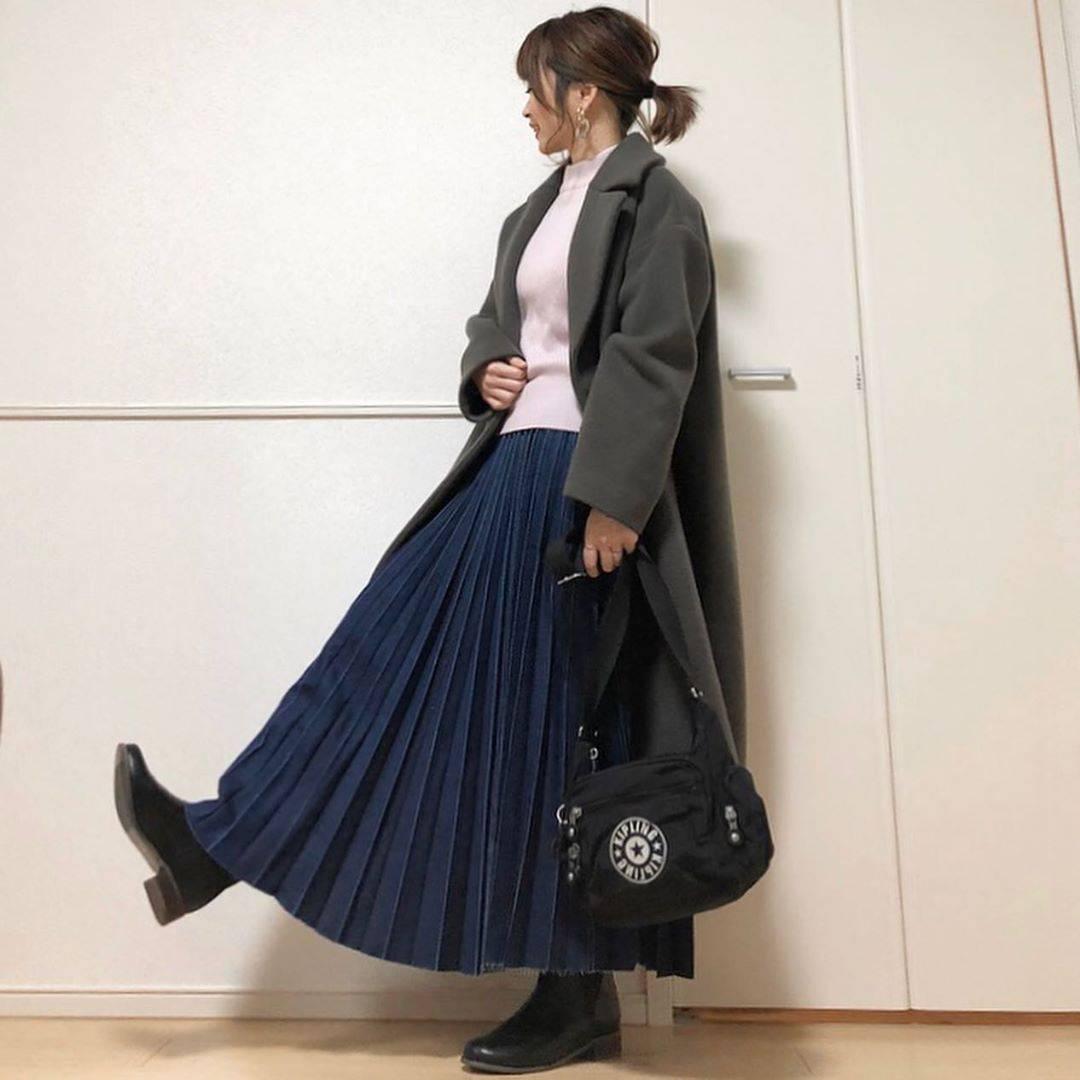 最高気温11度・最低気温8度 takanogunsou0805の服装
