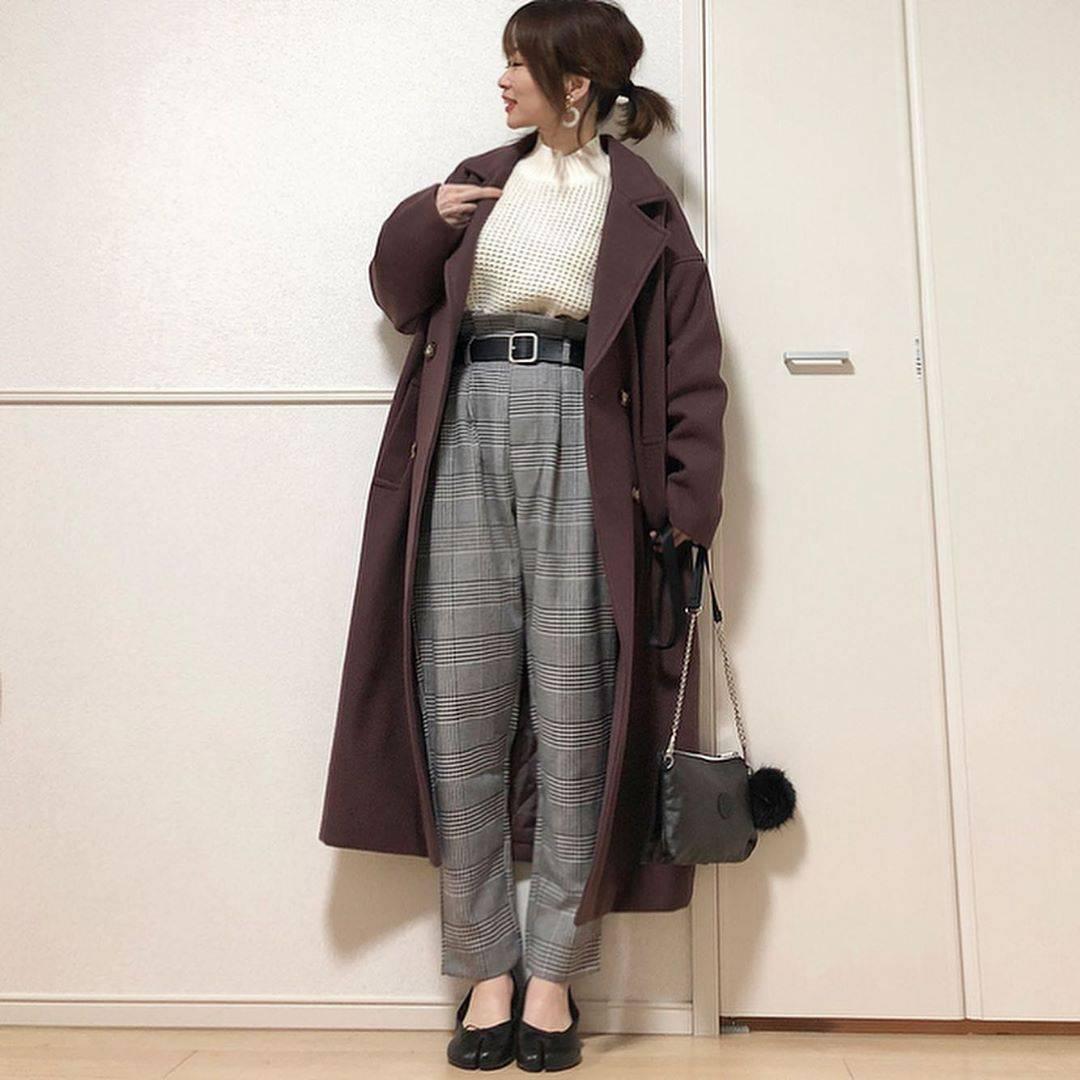 最高気温10度・最低気温0度 takanogunsou0805の服装