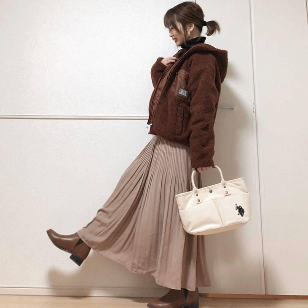 最高気温7度・最低気温3度 takanogunsou0805の服装