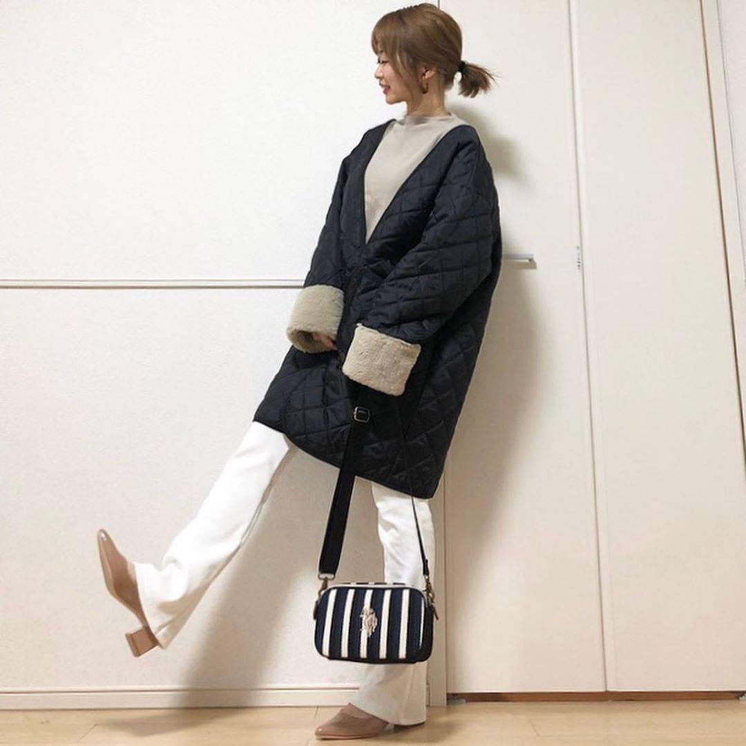 最高気温7度・最低気温1度 takanogunsou0805の服装