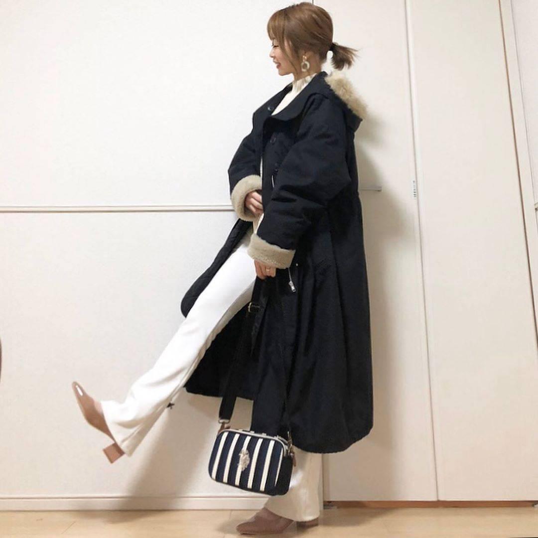 最高気温7度・最低気温2度 takanogunsou0805の服装