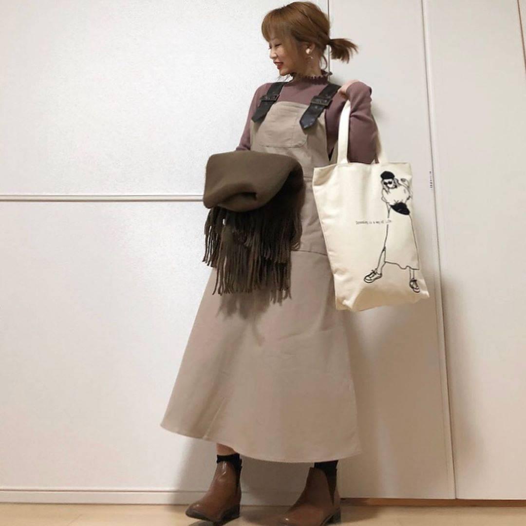 最高気温7度・最低気温0度 takanogunsou0805の服装