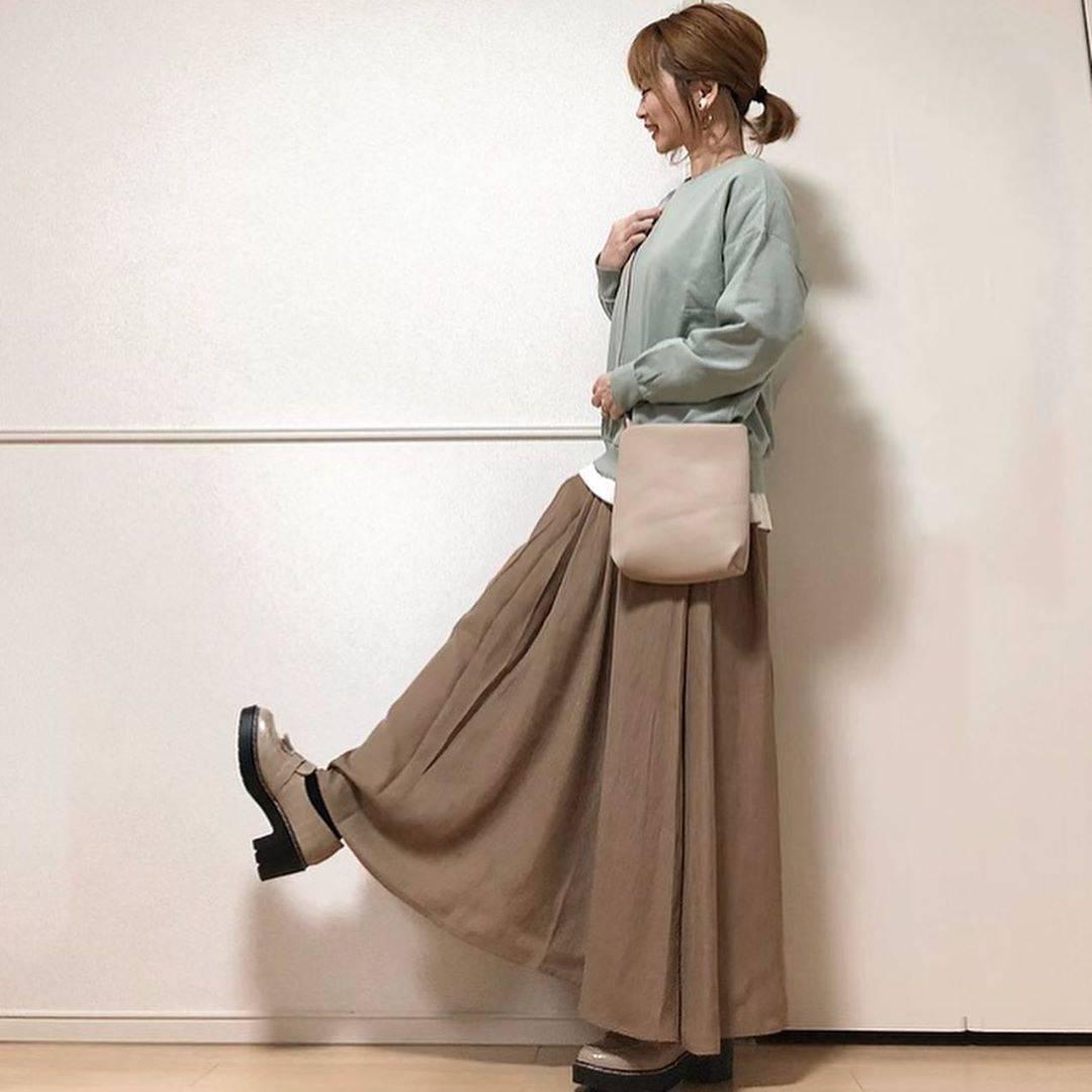 最高気温16度・最低気温7度 takanogunsou0805の服装