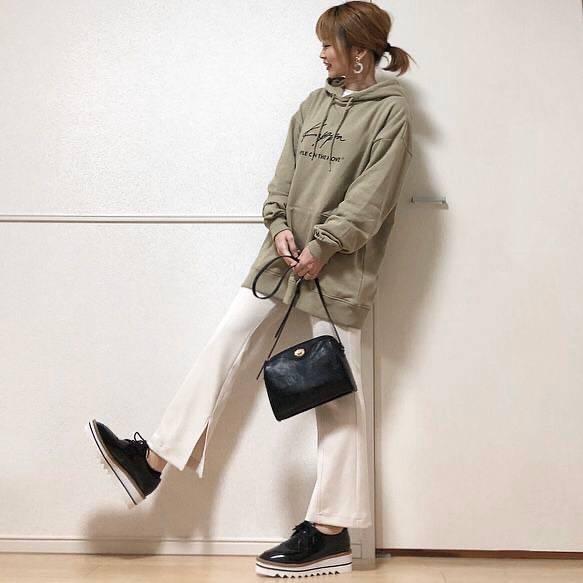 最高気温9度・最低気温7度 takanogunsou0805の服装