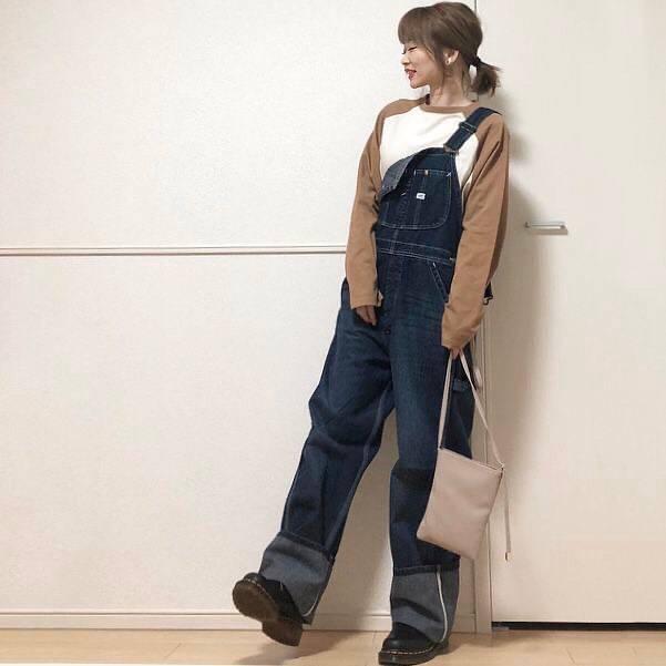 最高気温18度・最低気温12度 takanogunsou0805の服装