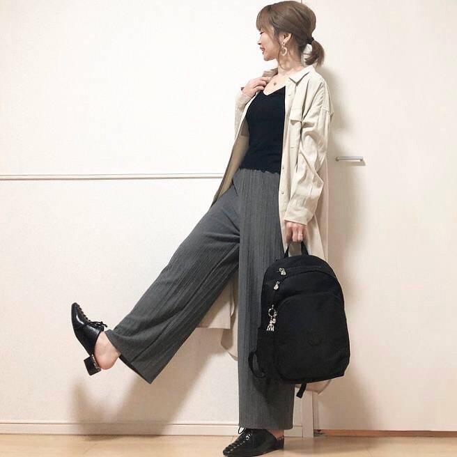 最高気温12度・最低気温2度 takanogunsou0805の服装