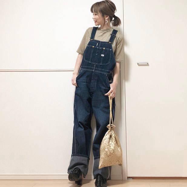 最高気温20度・最低気温7度 takanogunsou0805の服装