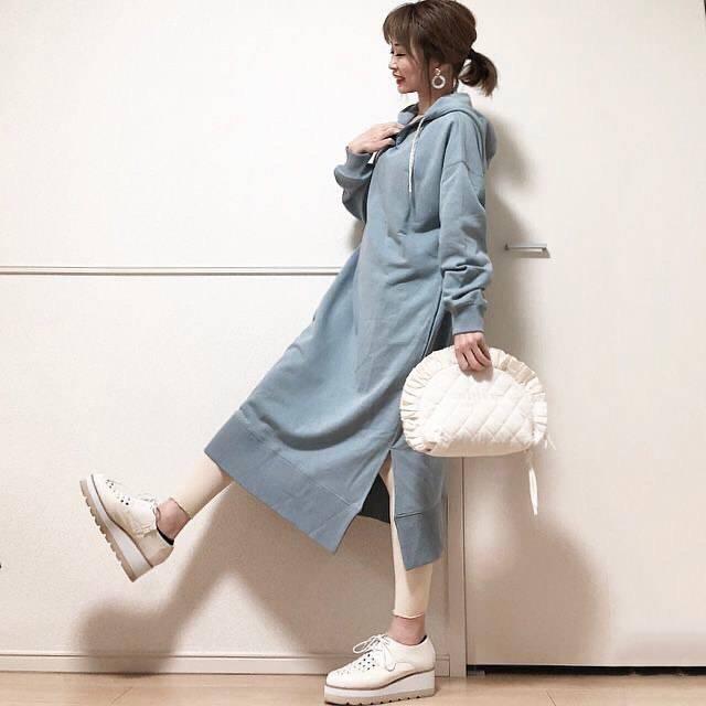 最高気温12度・最低気温9度 takanogunsou0805の服装