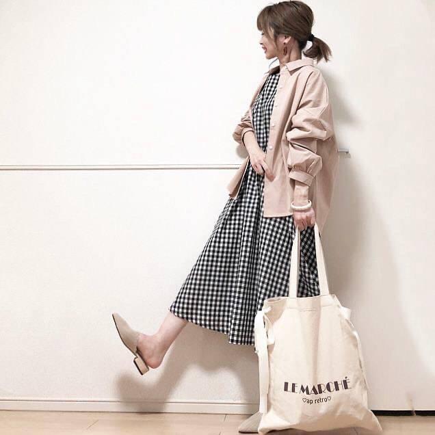 最高気温17度・最低気温5度 takanogunsou0805の服装