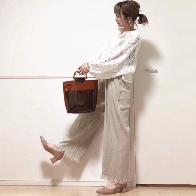 最高気温22度・最低気温9度 takanogunsou0805の服装