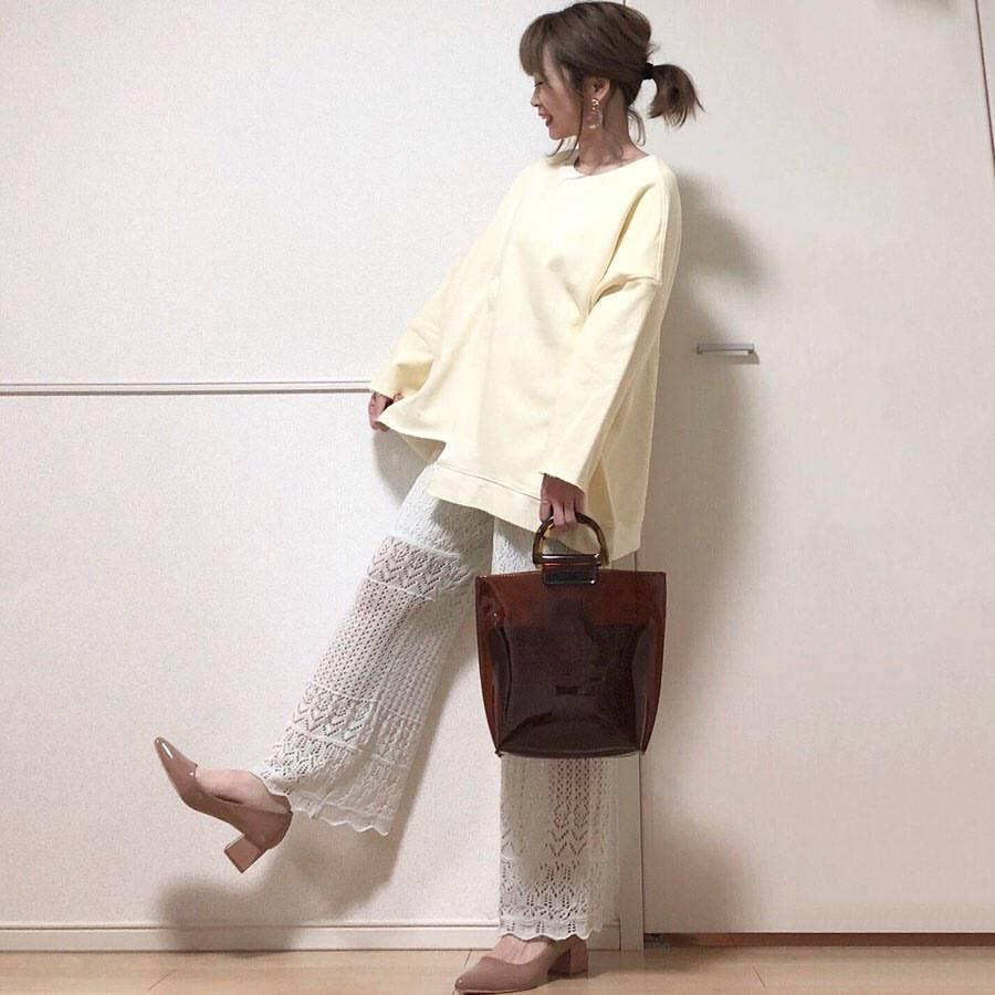 最高気温10度・最低気温8度 takanogunsou0805の服装