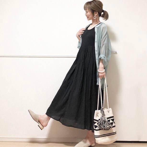 最高気温24度・最低気温11度 takanogunsou0805の服装