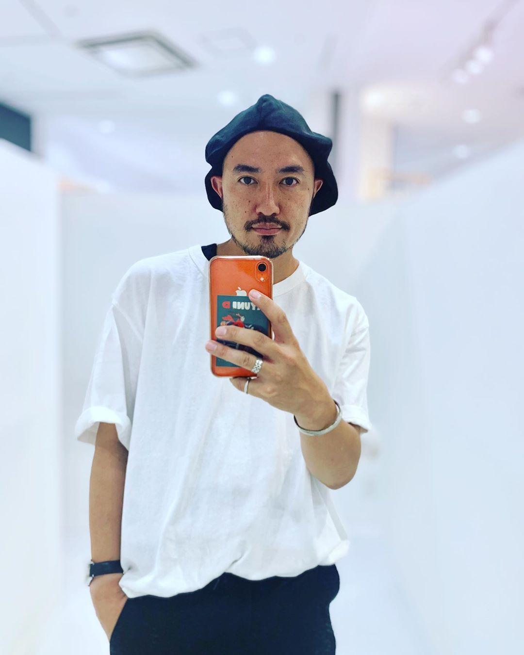 最高気温35度・最低気温26度 tanaka_yusuke_typyの服装