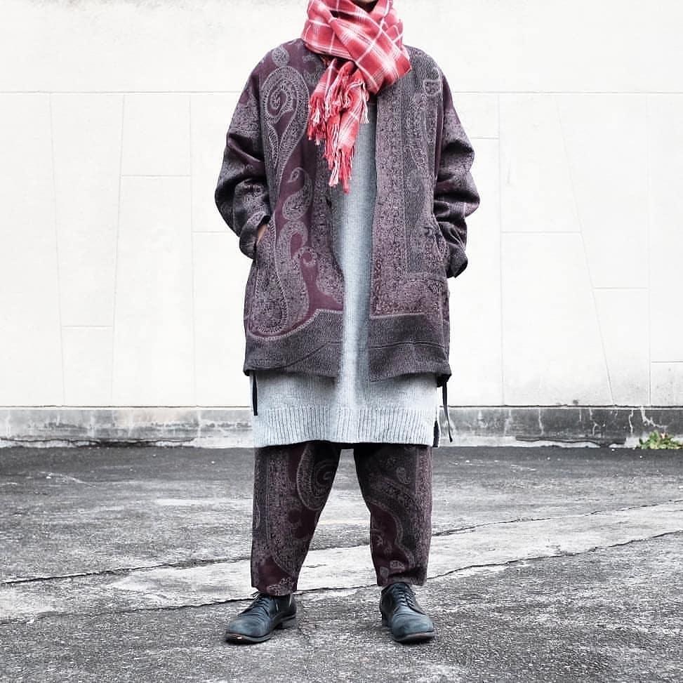 最高気温11度・最低気温4度 tky029の服装