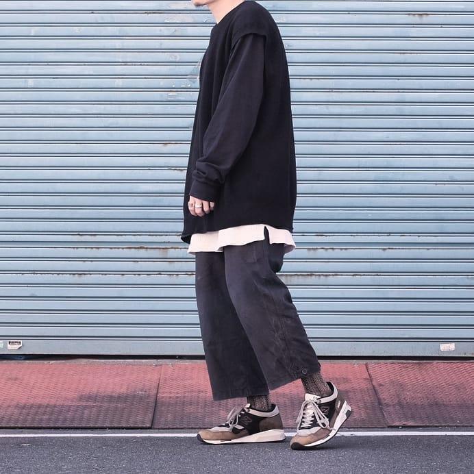 最高気温12度・最低気温1度 tky029の服装
