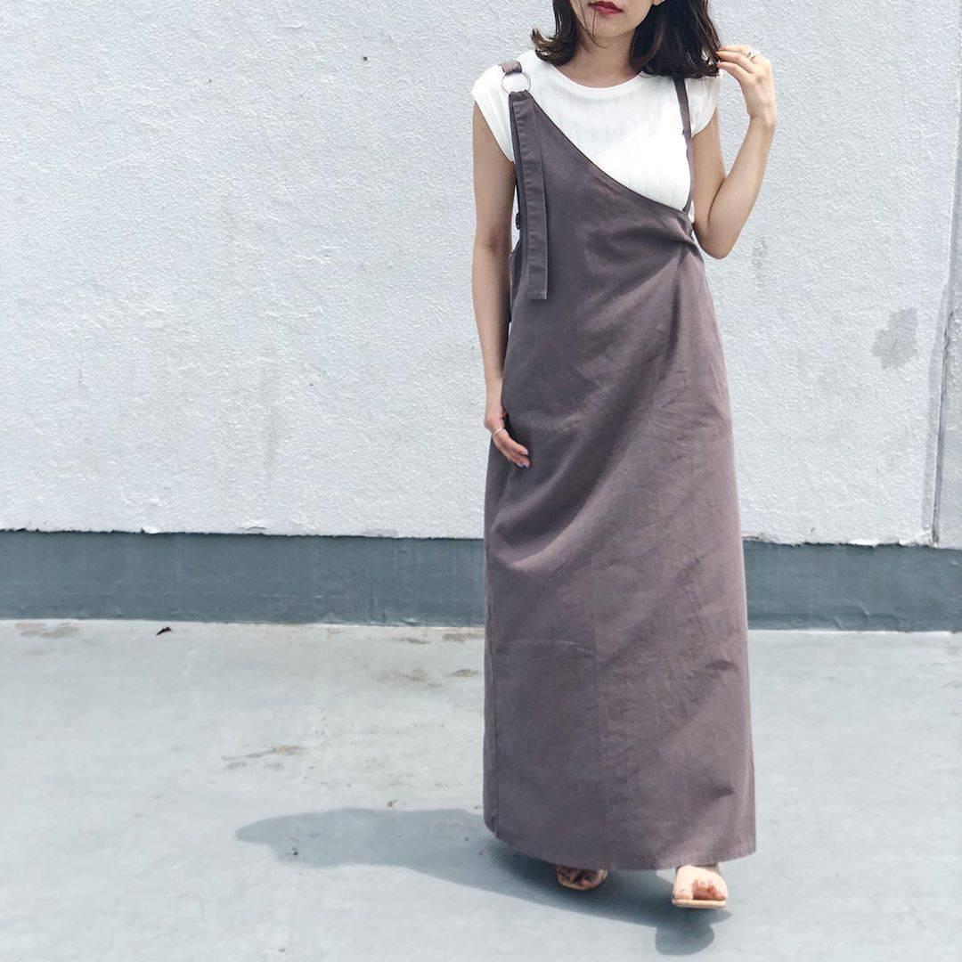 最高気温30度・最低気温16度 tmr_wearの服装