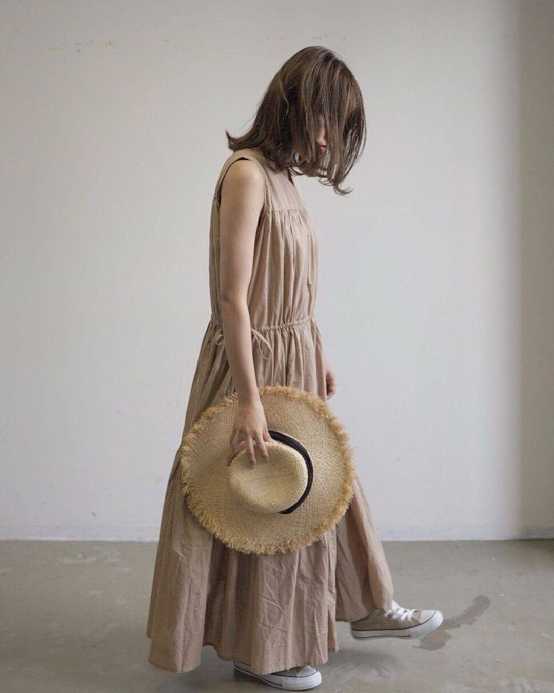 最高気温24度・最低気温21度 tmr_wearの服装
