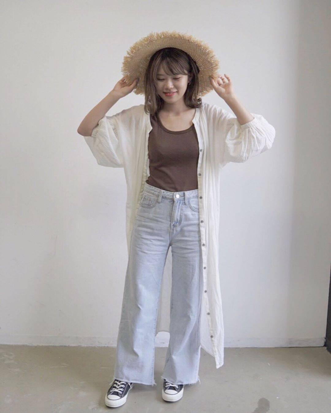 最高気温27度・最低気温20度 tmr_wearの服装