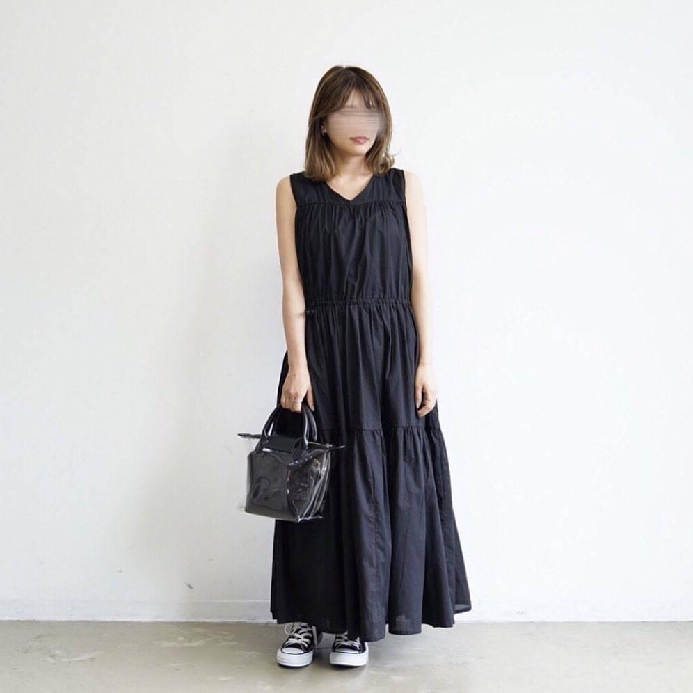 最高気温31度・最低気温23度 tmr_wearの服装
