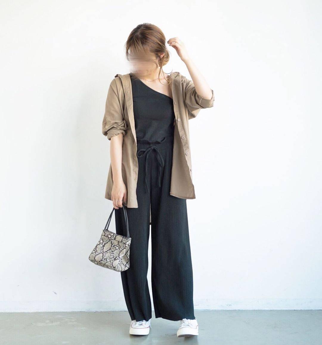 最高気温31度・最低気温25度 tmr_wearの服装