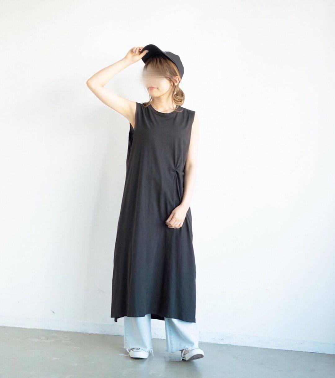 最高気温32度・最低気温25度 tmr_wearの服装