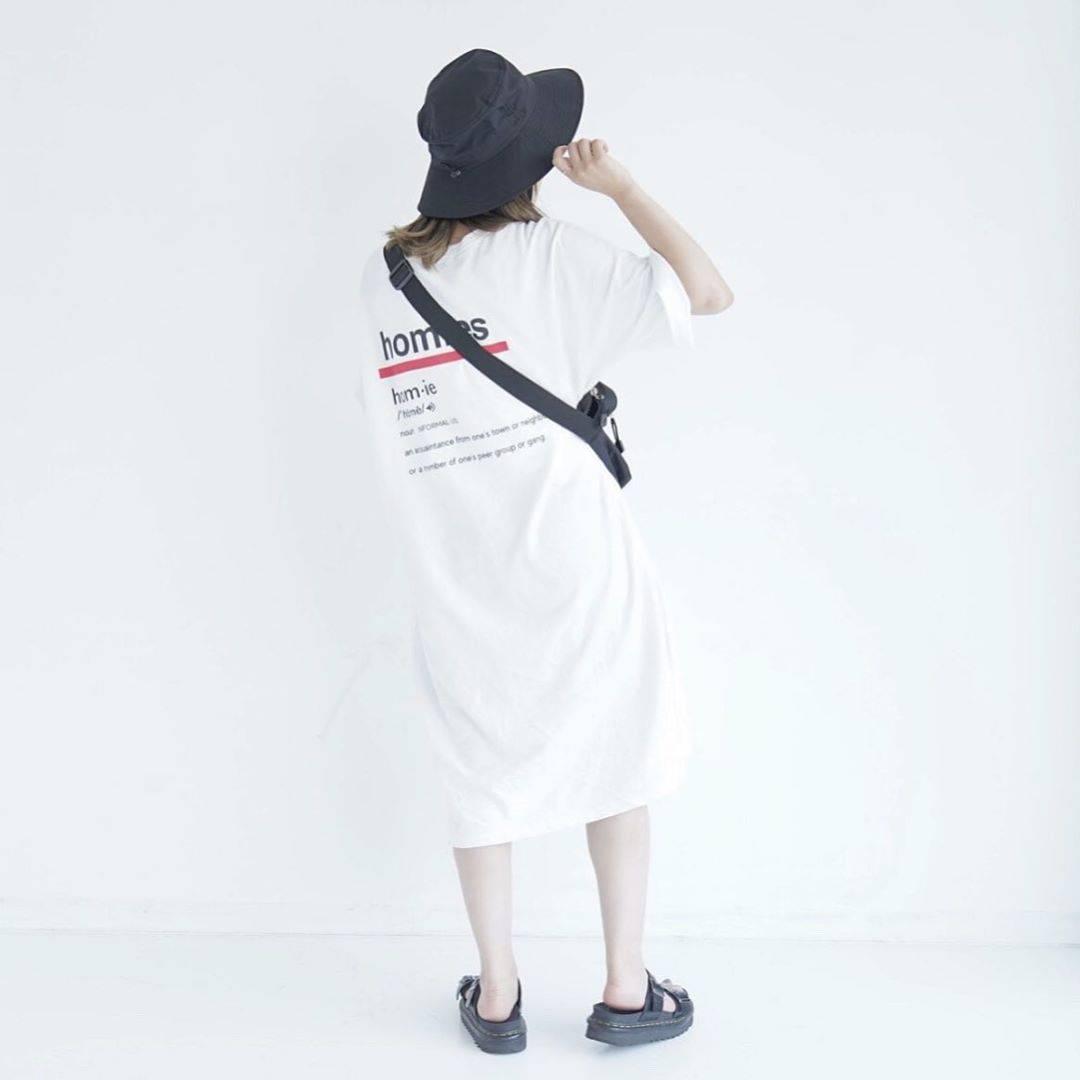 最高気温32度・最低気温24度 tmr_wearの服装