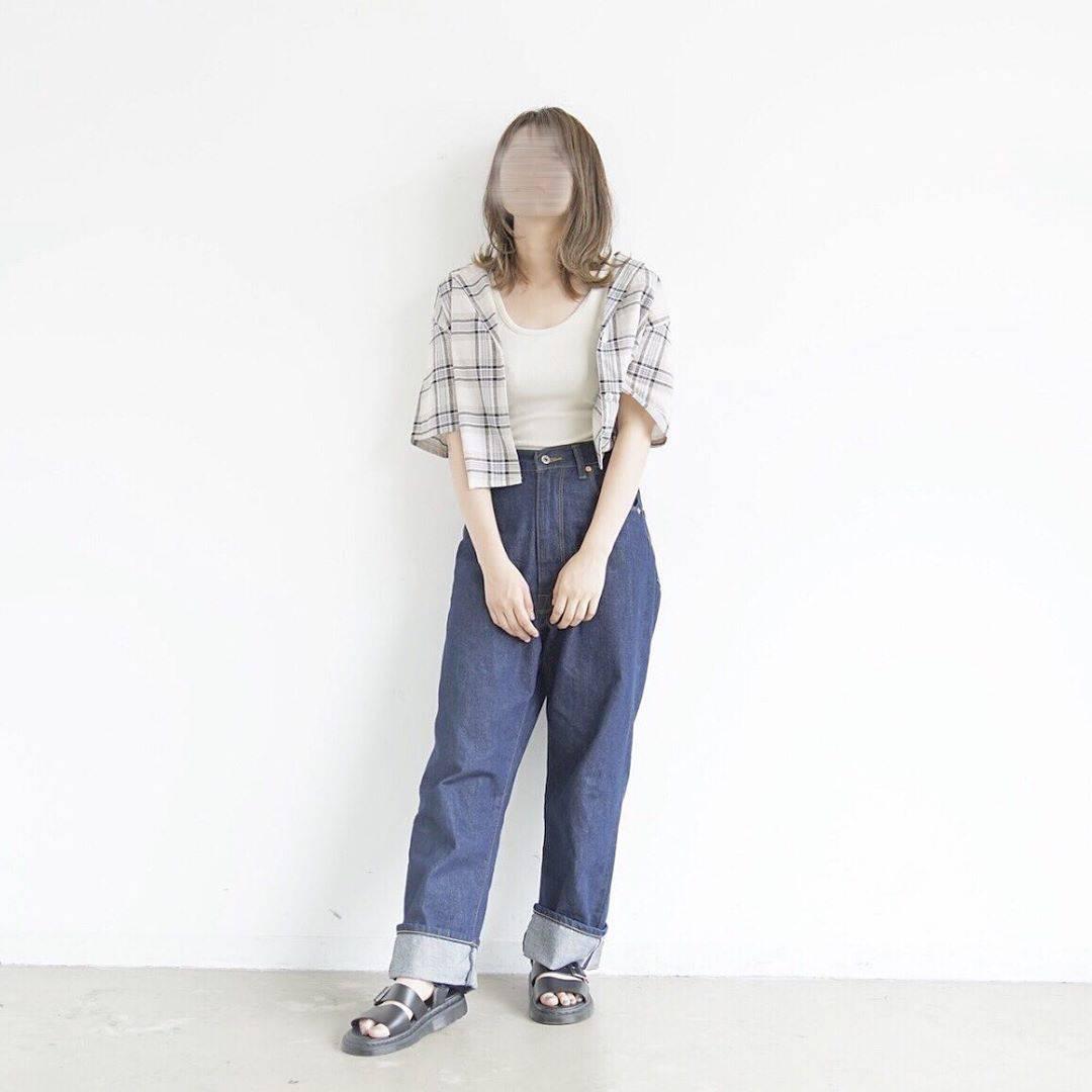 最高気温31度・最低気温24度 tmr_wearの服装