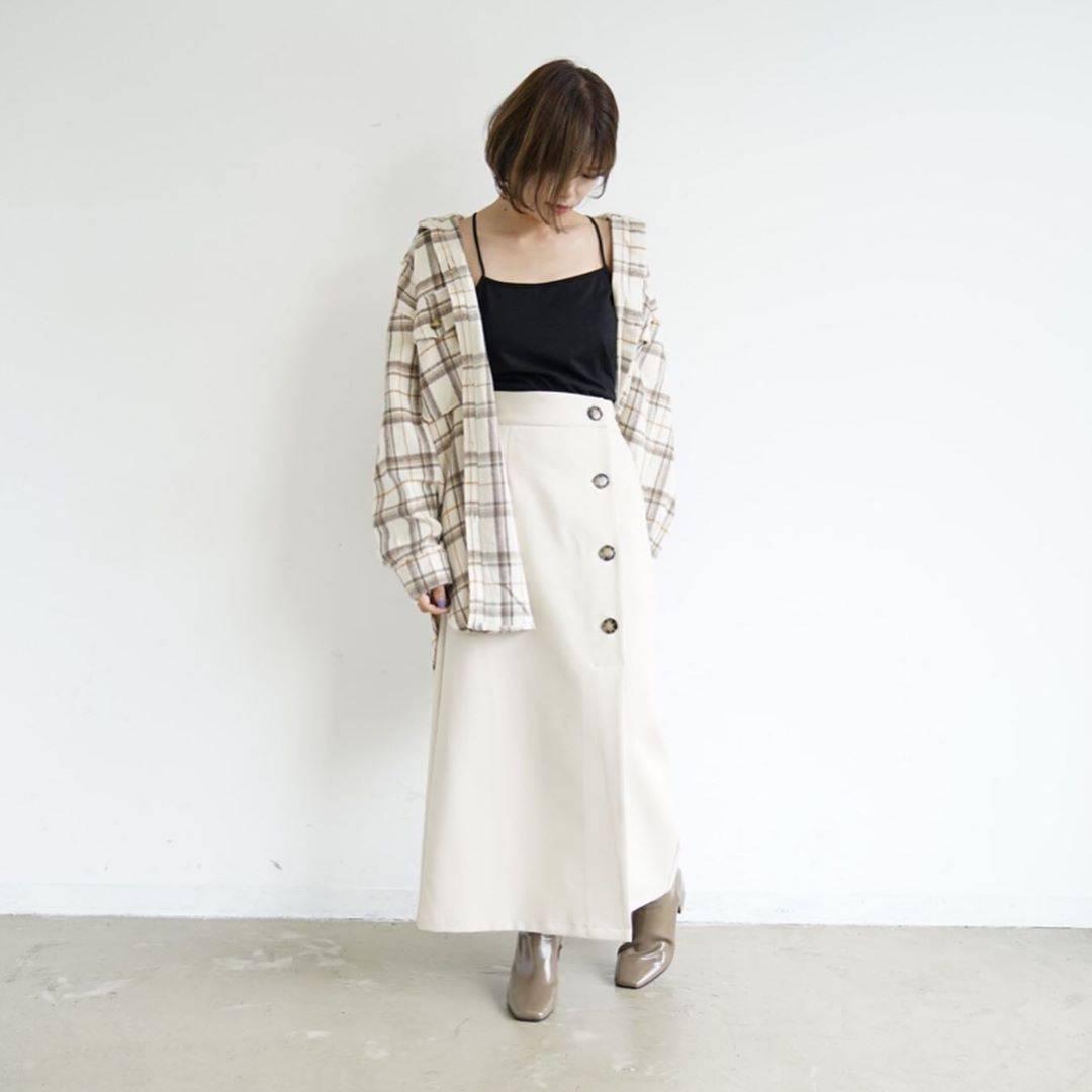 最高気温29度・最低気温21度 tmr_wearの服装