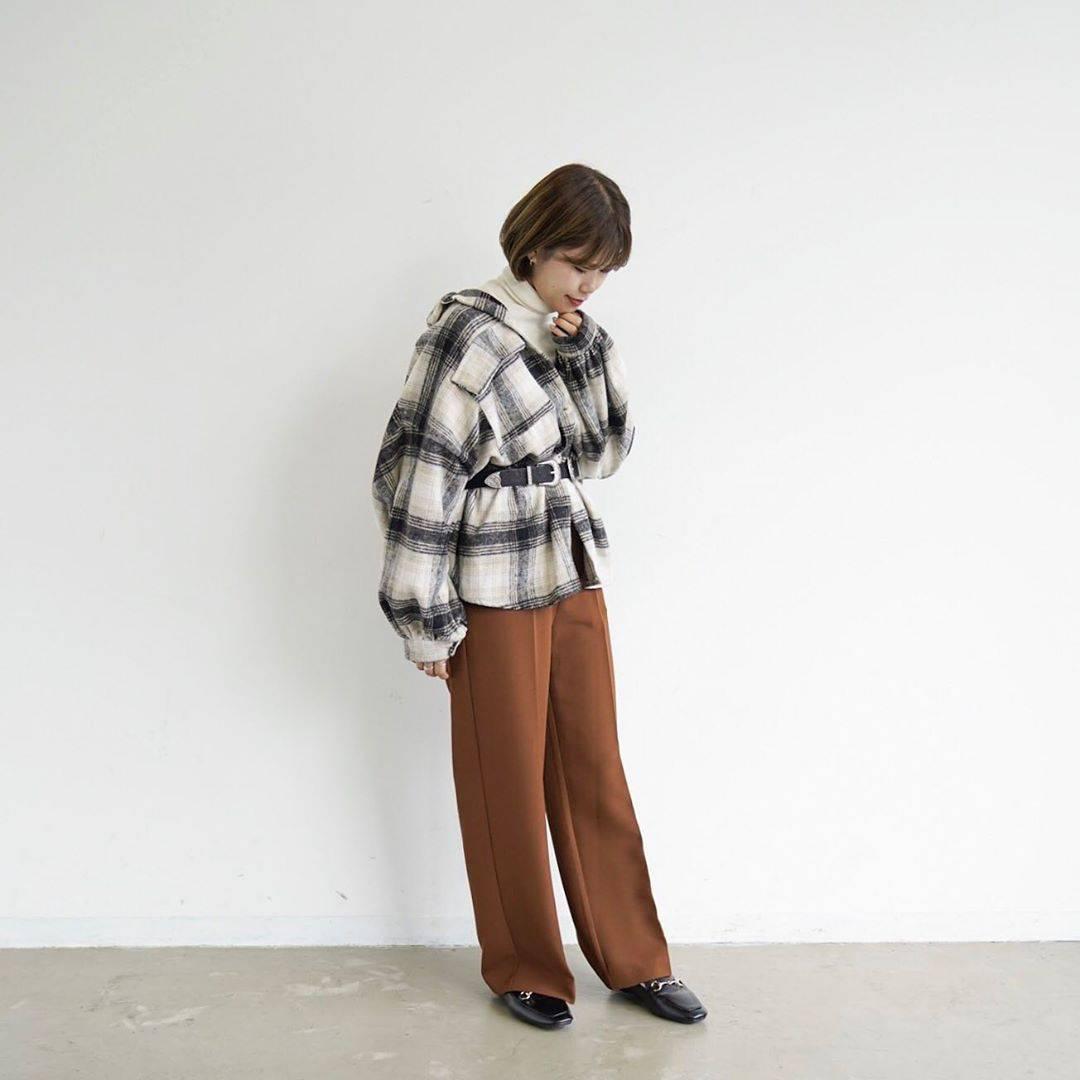 最高気温25度・最低気温17度 tmr_wearの服装