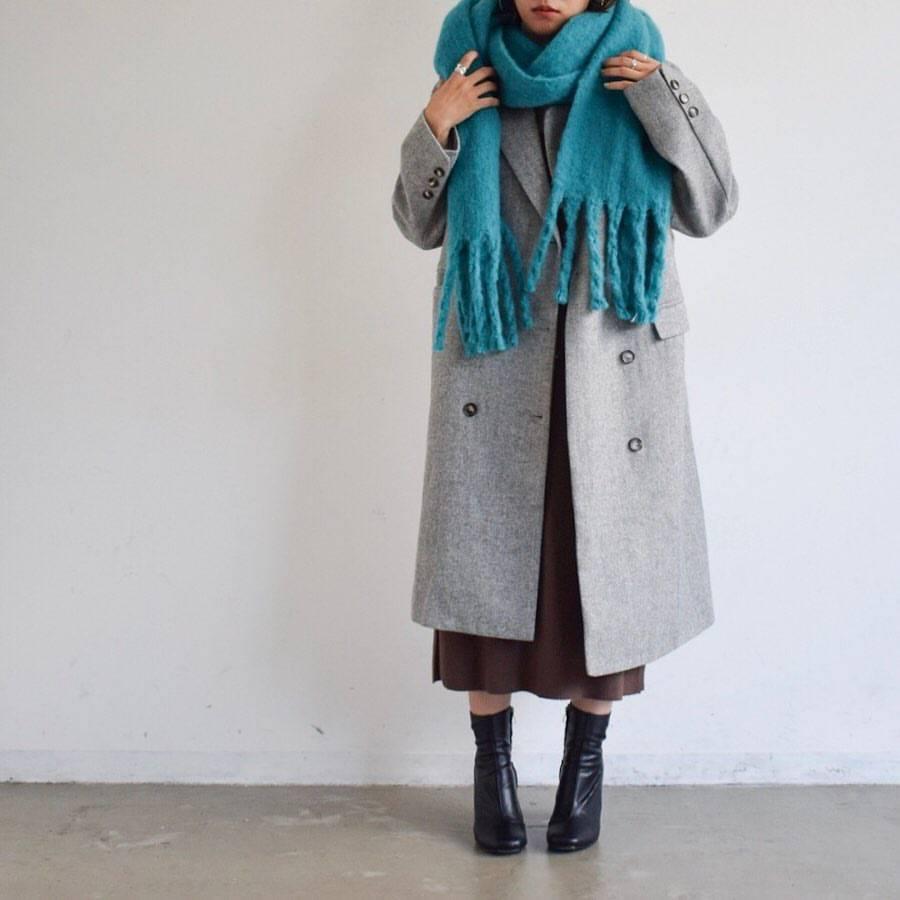 最高気温19度・最低気温15度 tmr_wearの服装