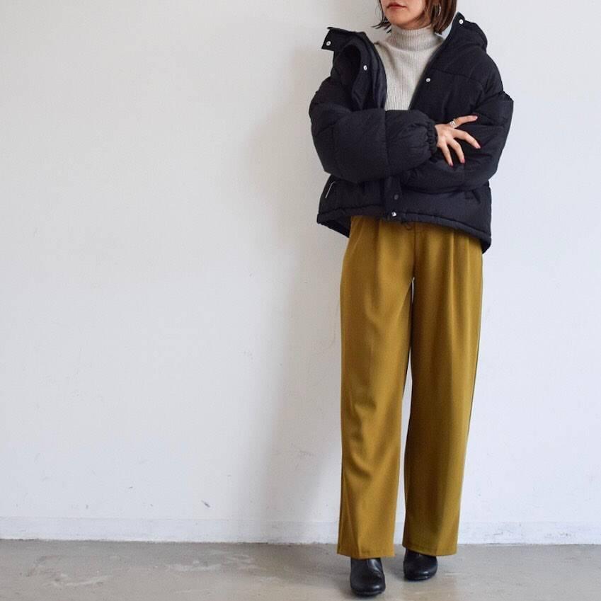 最高気温18度・最低気温14度 tmr_wearの服装