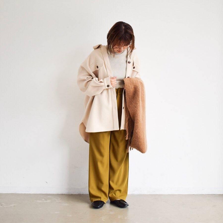 最高気温20度・最低気温14度 tmr_wearの服装