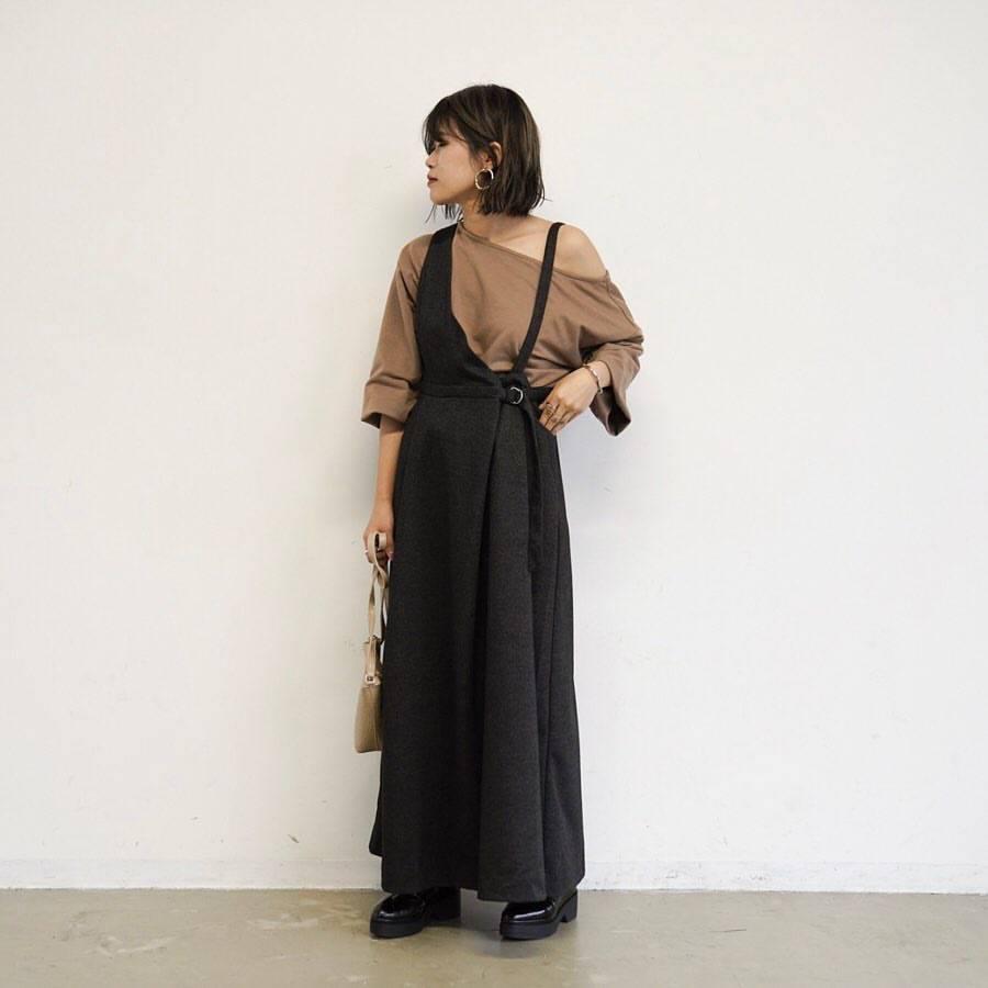 最高気温21度・最低気温8度 tmr_wearの服装