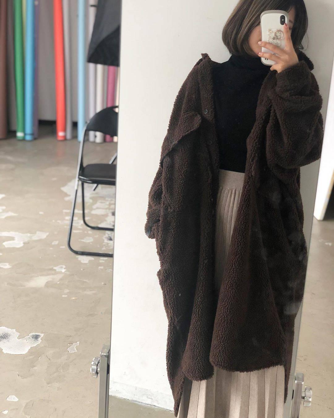 最高気温19度・最低気温8度 tmr_wearの服装