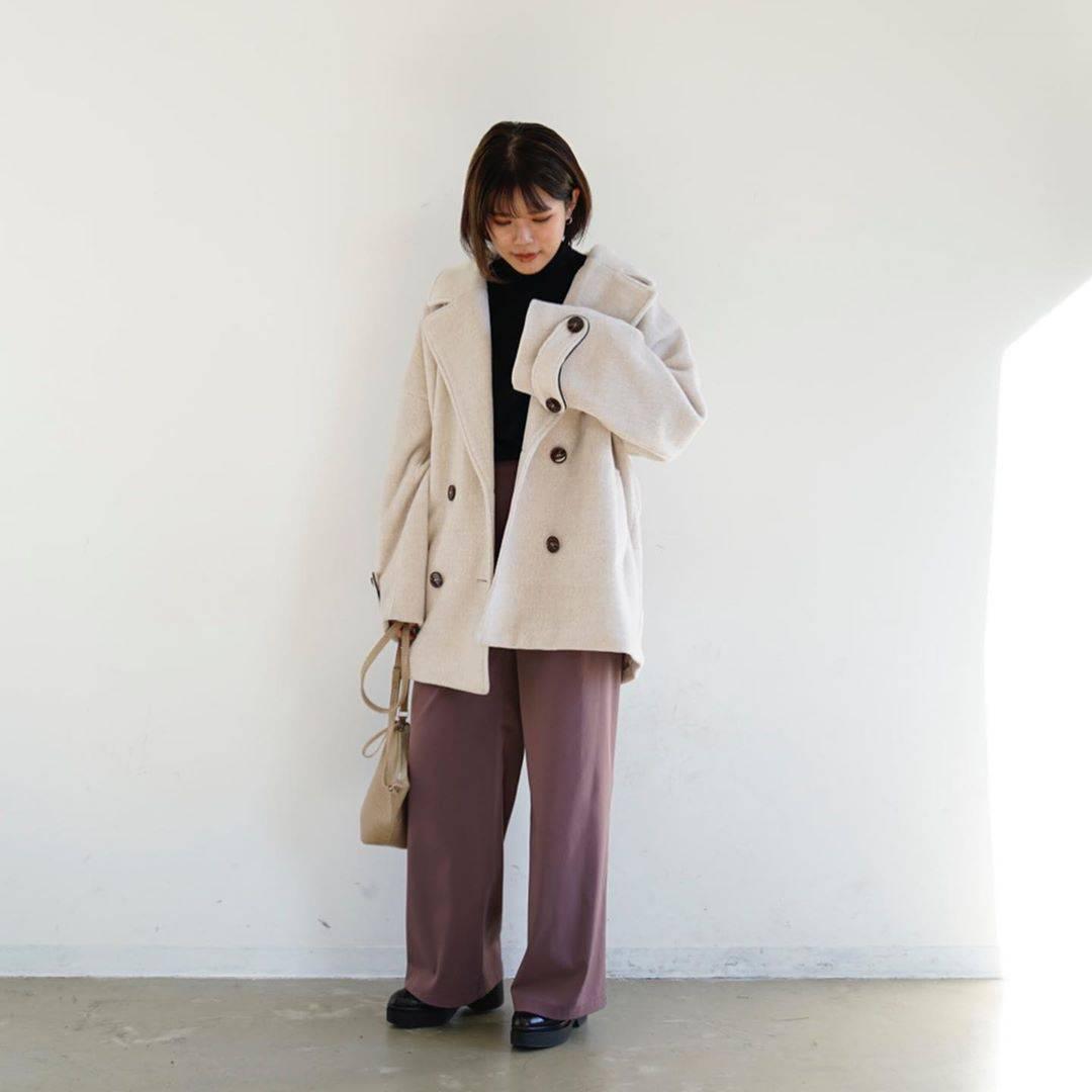 最高気温14度・最低気温5度 tmr_wearの服装