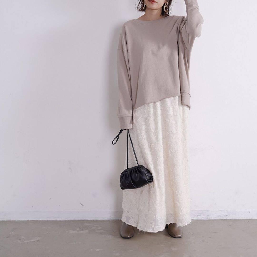 最高気温10度・最低気温5度 tmr_wearの服装