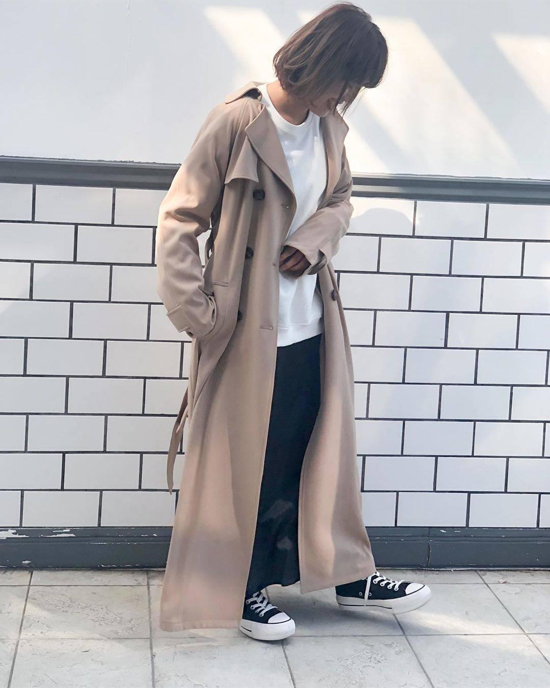 最高気温9度・最低気温7度 tmr_wearの服装