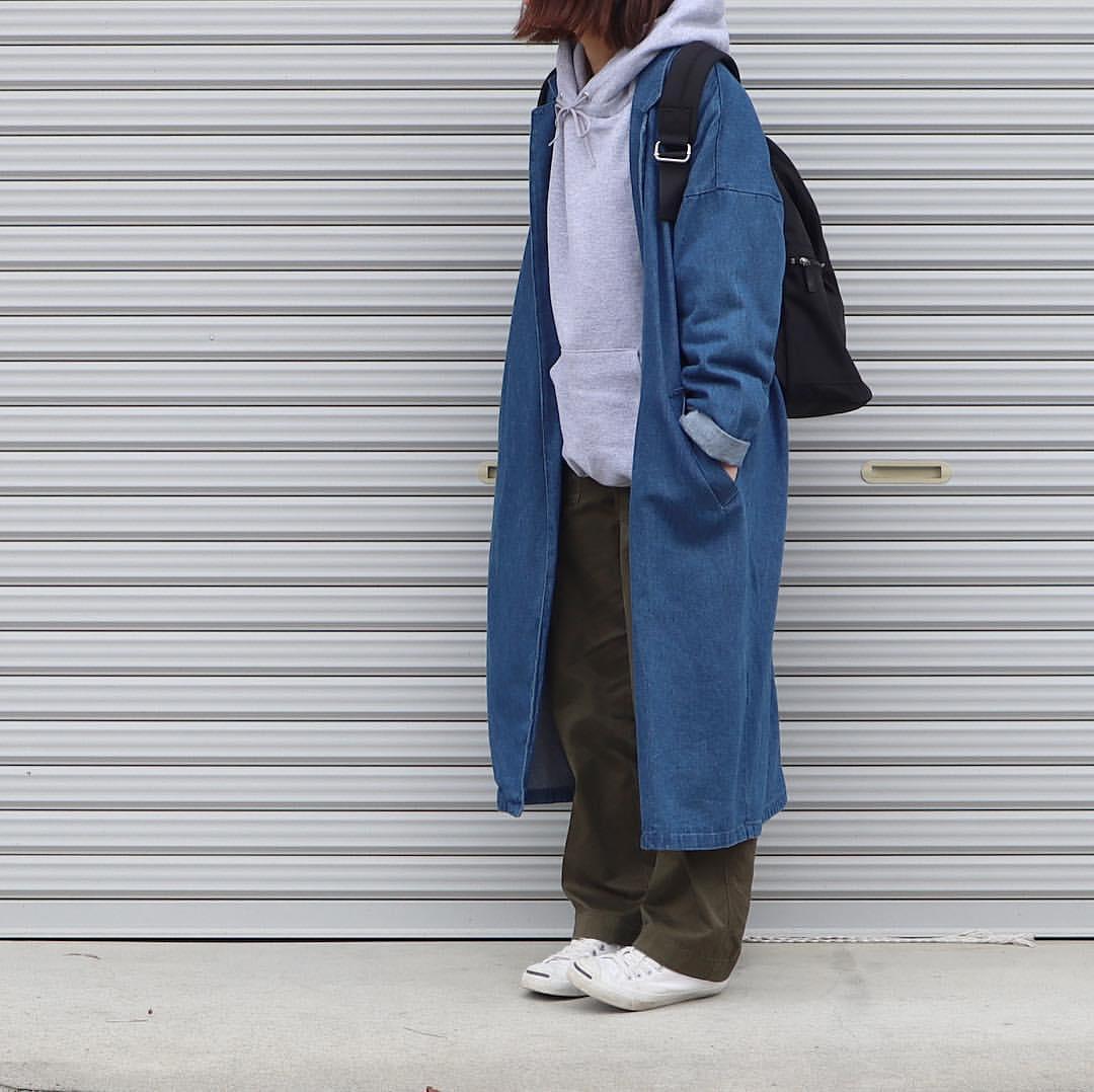 最高気温11度・最低気温3度 tmy___3の服装