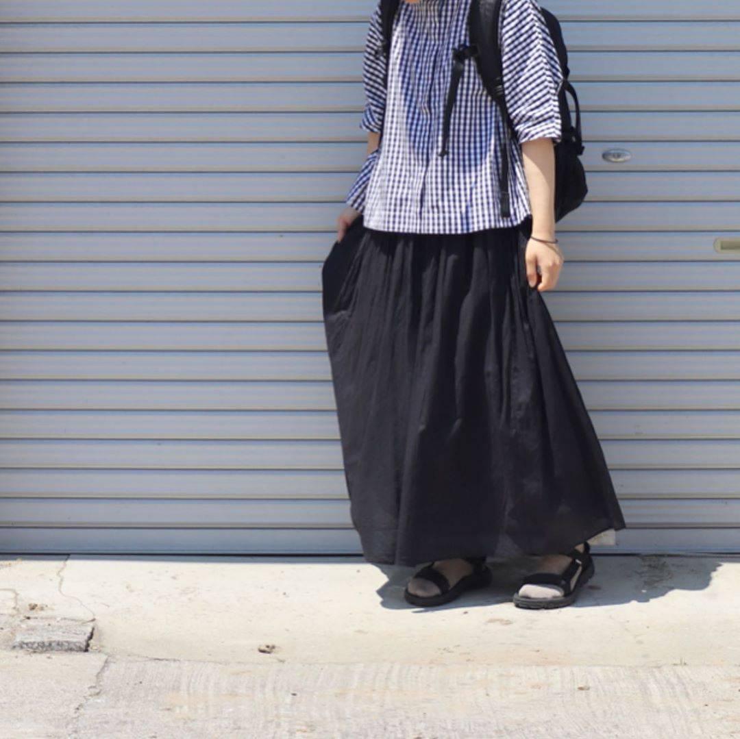 最高気温21度・最低気温19度 tmy___3の服装