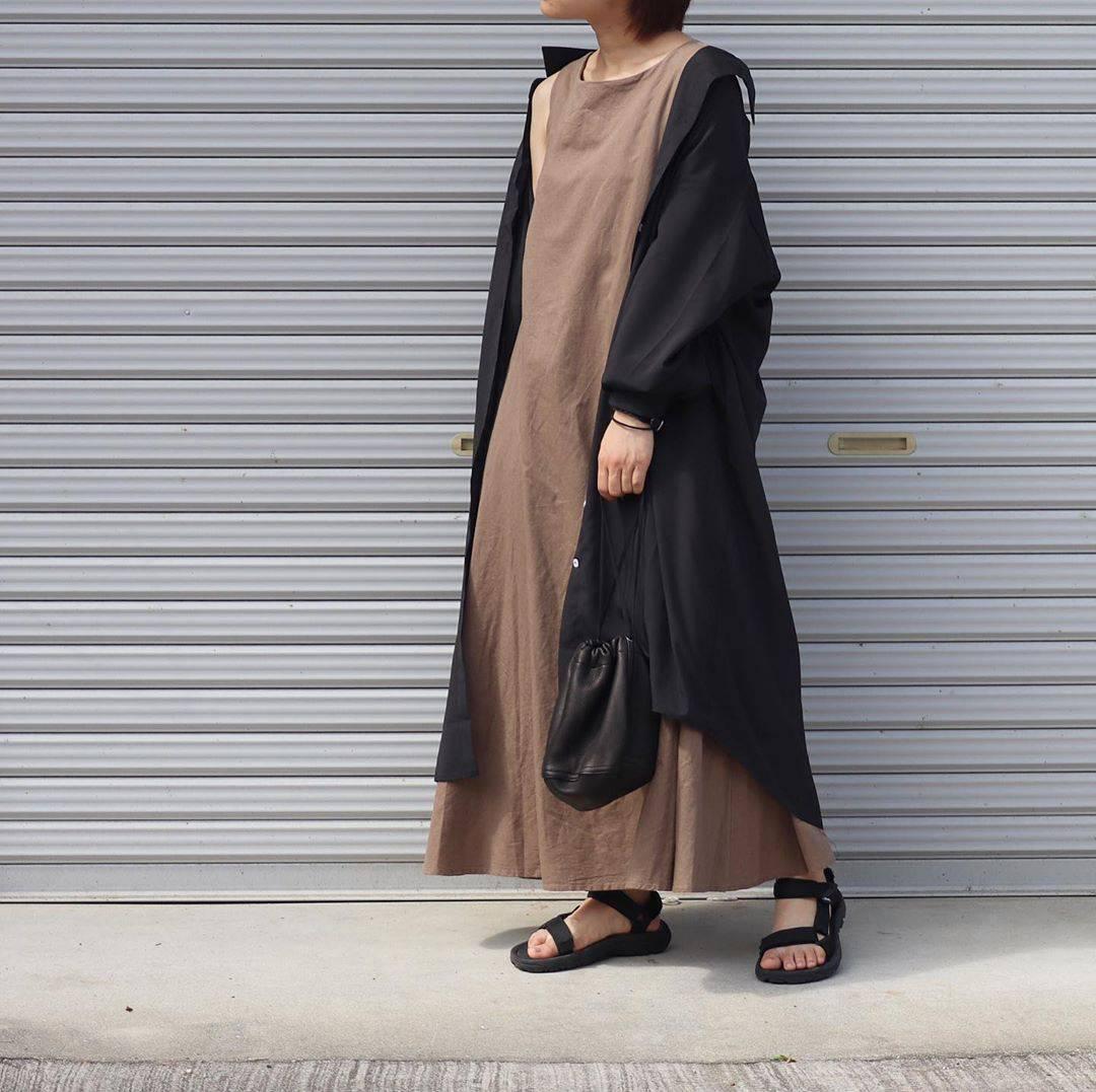 最高気温35度・最低気温26度 tmy___3の服装