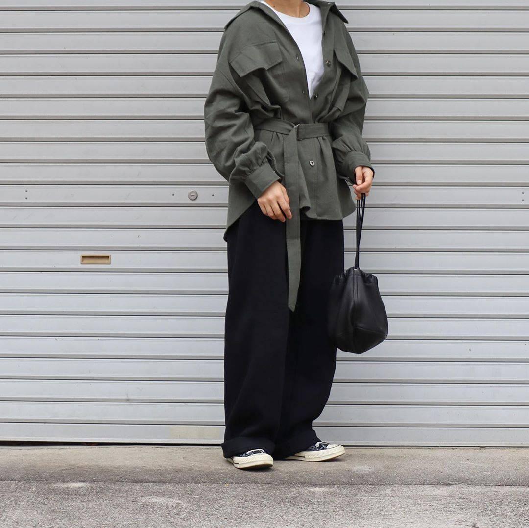 最高気温29度・最低気温20度 tmy___3の服装