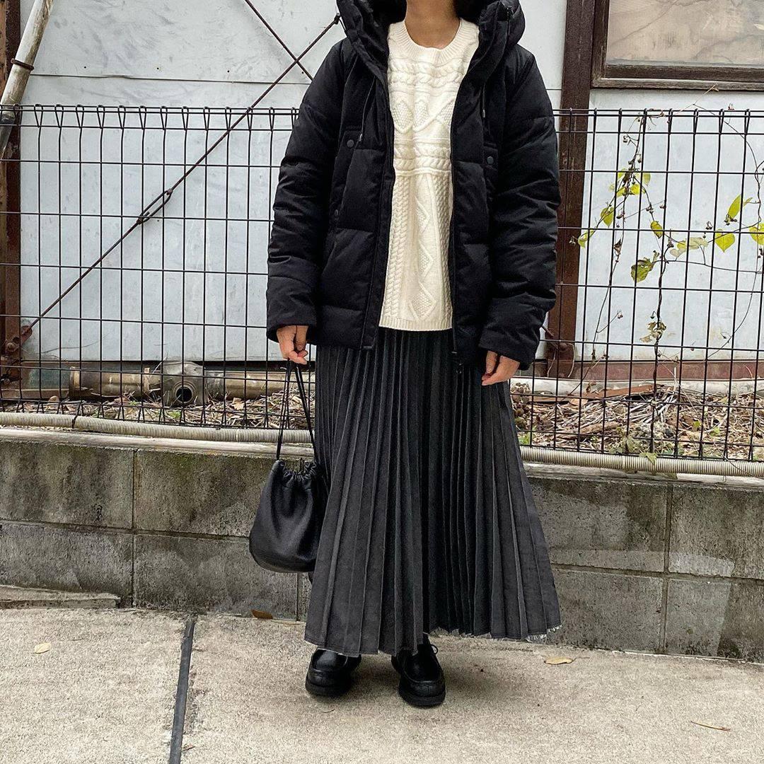 最高気温18度・最低気温7度 tmy___3の服装