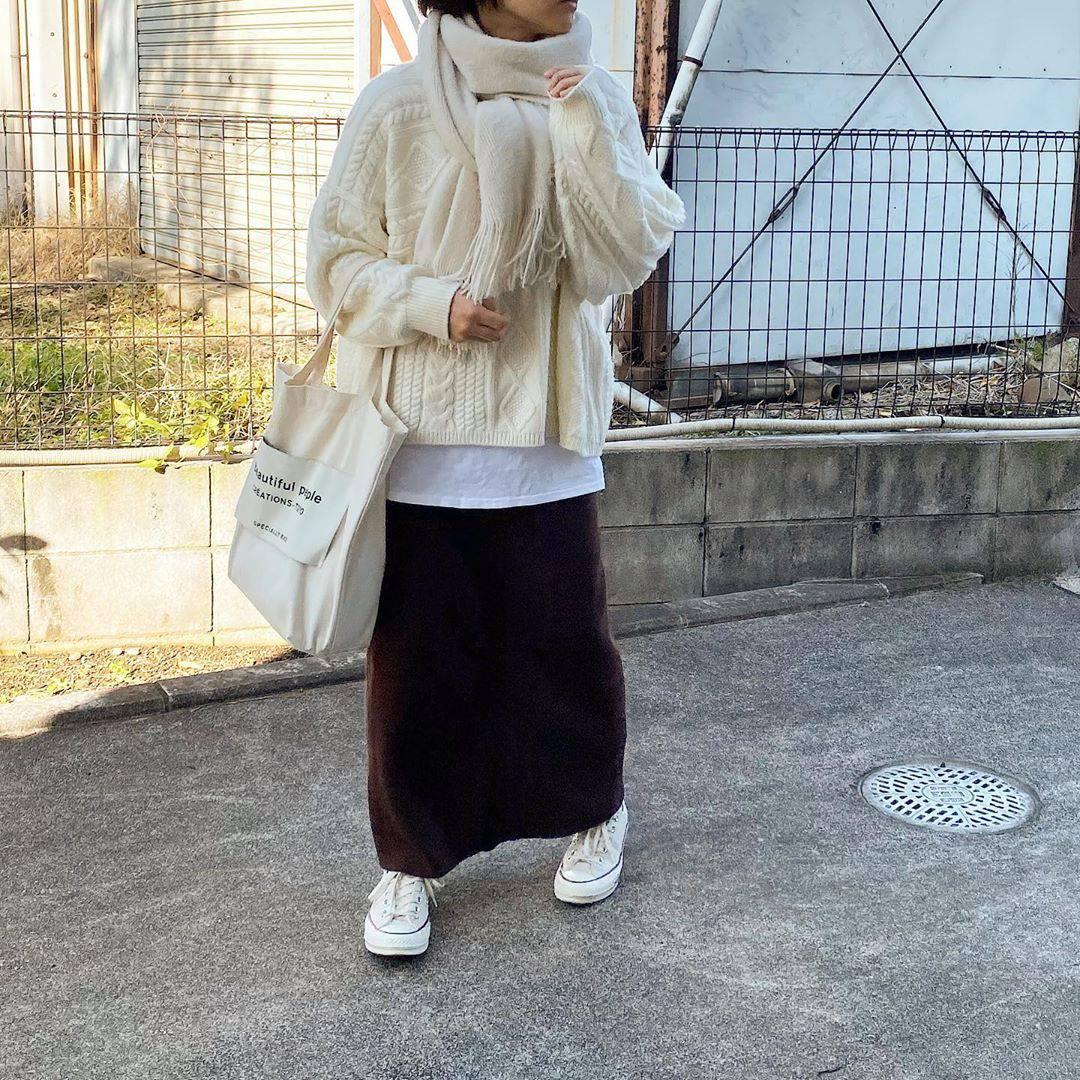 最高気温8度・最低気温4度 tmy___3の服装