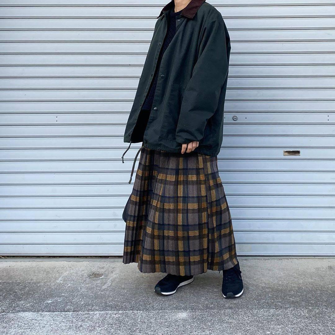 最高気温12度・最低気温3度 tmy___3の服装