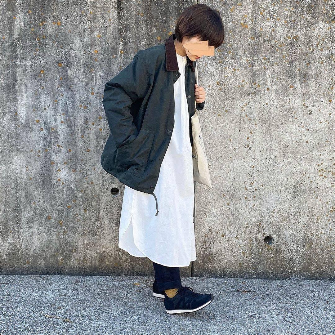 最高気温10度・最低気温3度 tmy___3の服装
