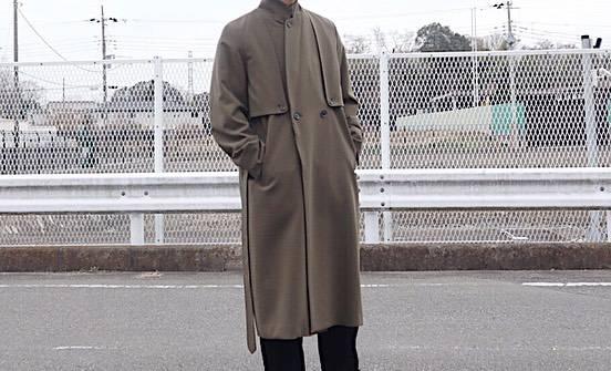 最高気温8度・最低気温3度 tsufashion_mode04の服装