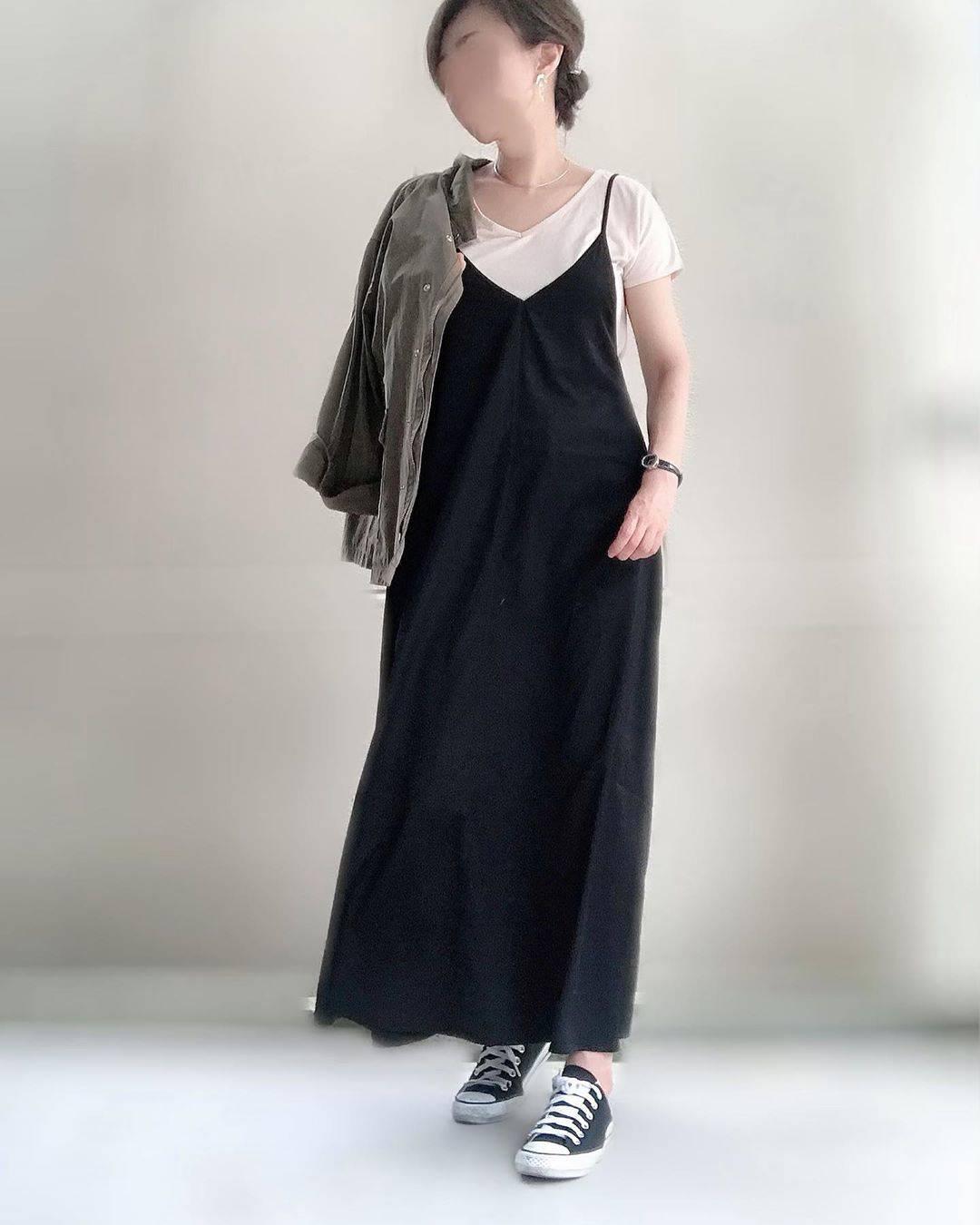 最高気温31度・最低気温20度 unange103の服装