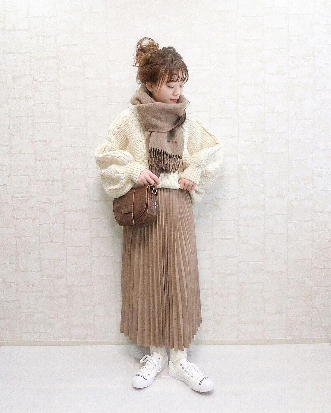 最高気温18度・最低気温10度 wear.chicchimoの服装