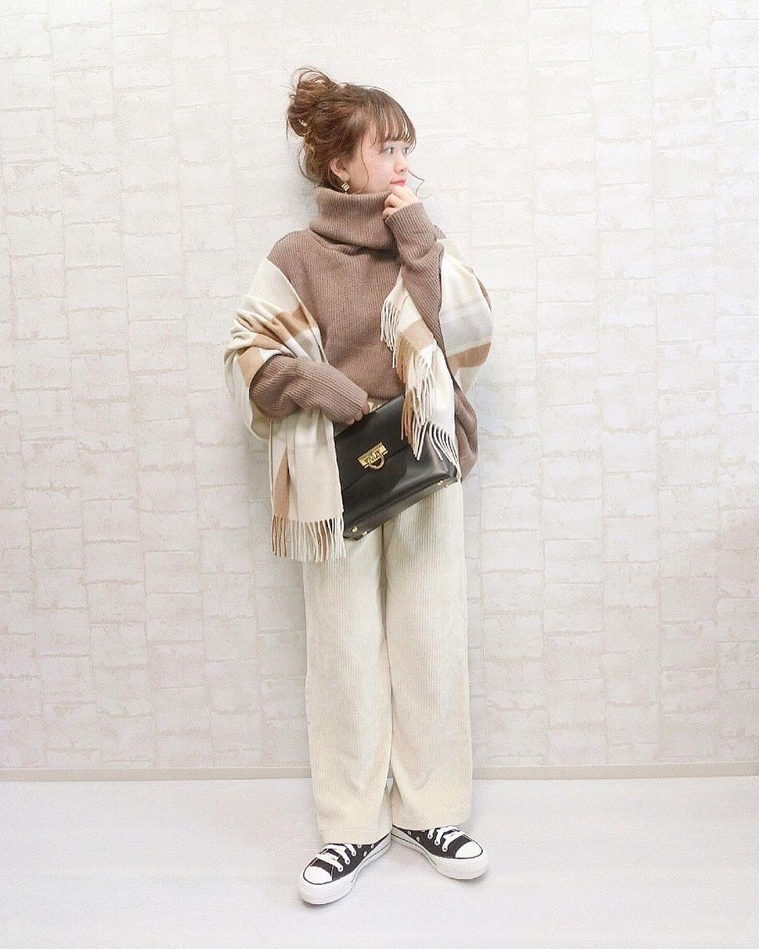 最高気温20度・最低気温10度 wear.chicchimoの服装
